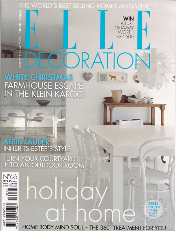 Oksijen Feature - Elle Decoration