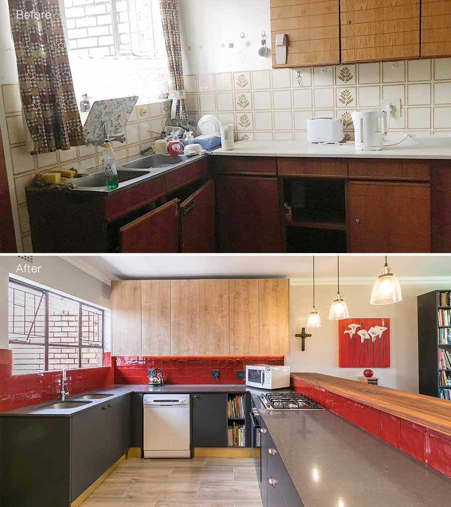 Barradonna Before and After