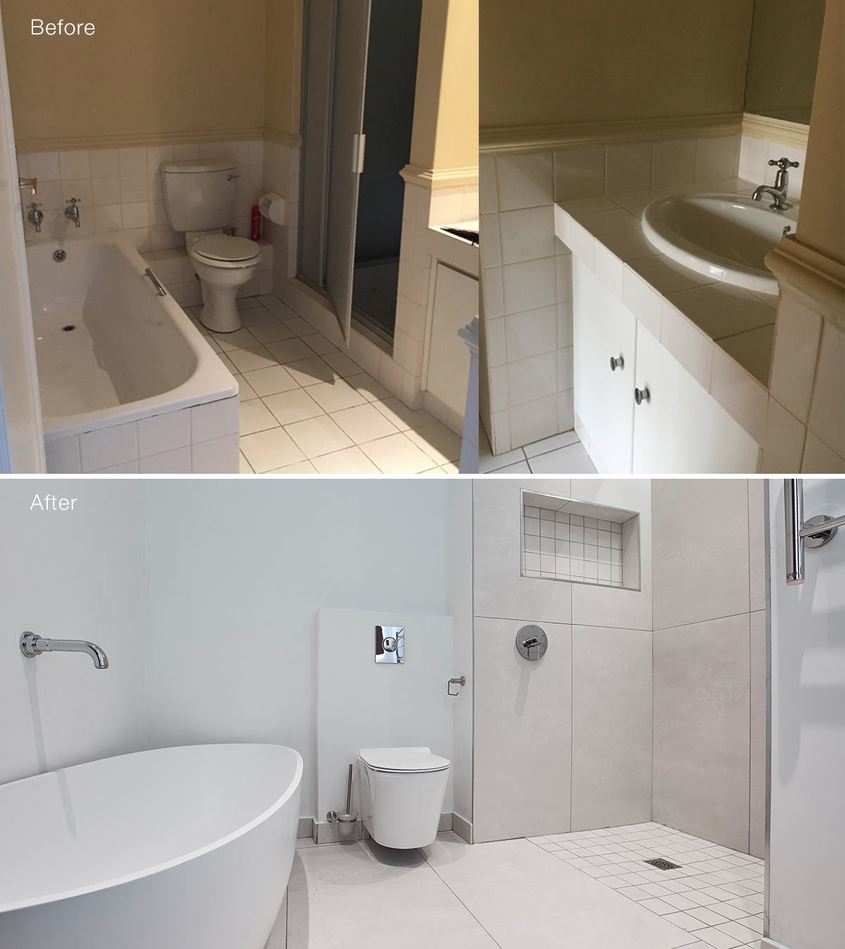 saxonwold apartment before and after
